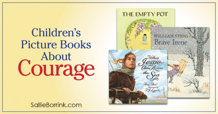 Children's Picture Books About Courage 2
