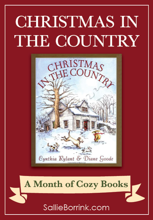 Christmas in the Country - A Month of Cozy Books