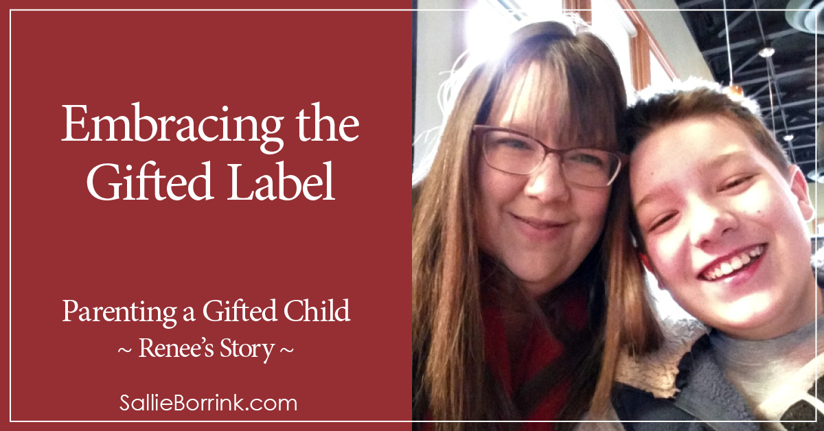 Embracing the Gifted Label - Renee's Story 2