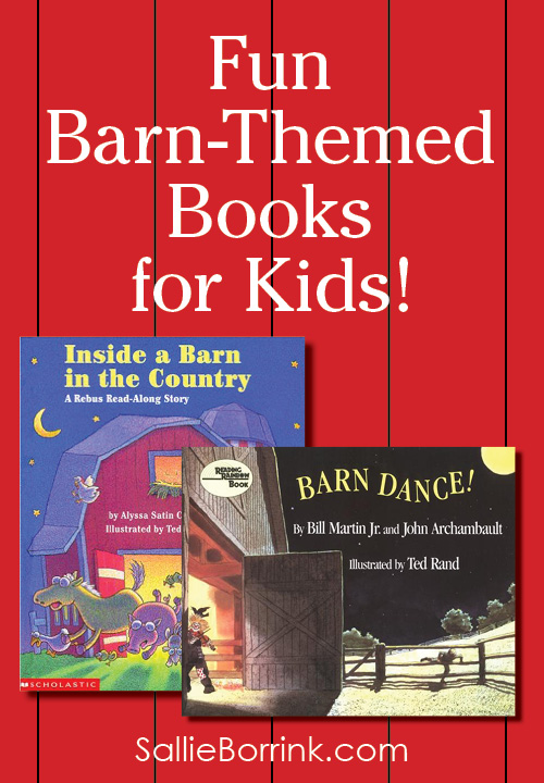 Fun Barn-Themed Books for Kids