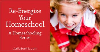 Re-Energize Your Homeschool Series 2