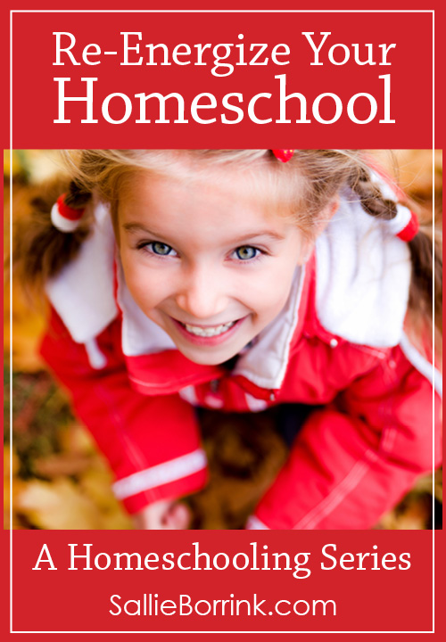 Re-Energize Your Homeschool Series