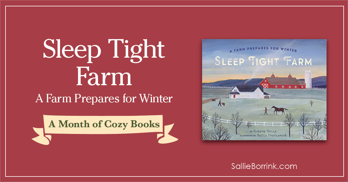 Sleep Tight Farm - A Month of Cozy Books 2