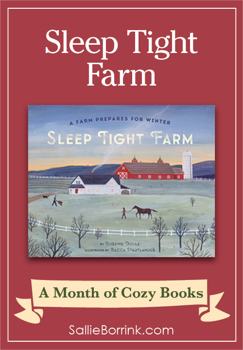 Sleep Tight Farm – A Month of Cozy Books