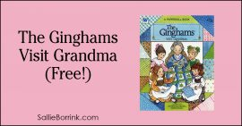 The Ginghams Visit Grandma (Free!) 2