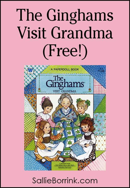 The Ginghams Visit Grandma (Free!)