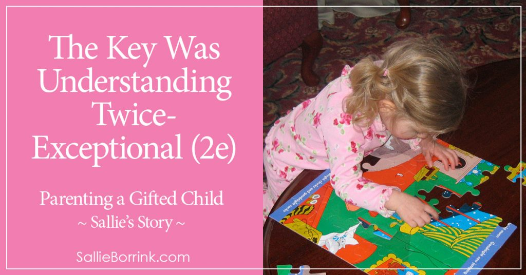 The Key Was Understanding Twice-Exceptional (2e) - Sallie's Story 2