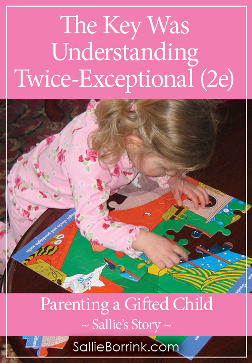 The Key Was Understanding Twice-Exceptional (2e) - Sallie's Story