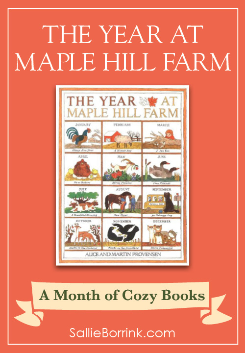 The Year at Maple Hill Farm - A Month of Cozy Books