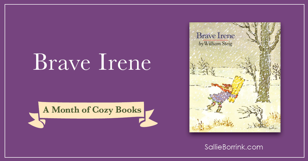 Brave Irene - A Month of Cozy Books 2