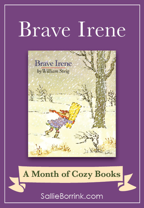Brave Irene - A Month of Cozy Books