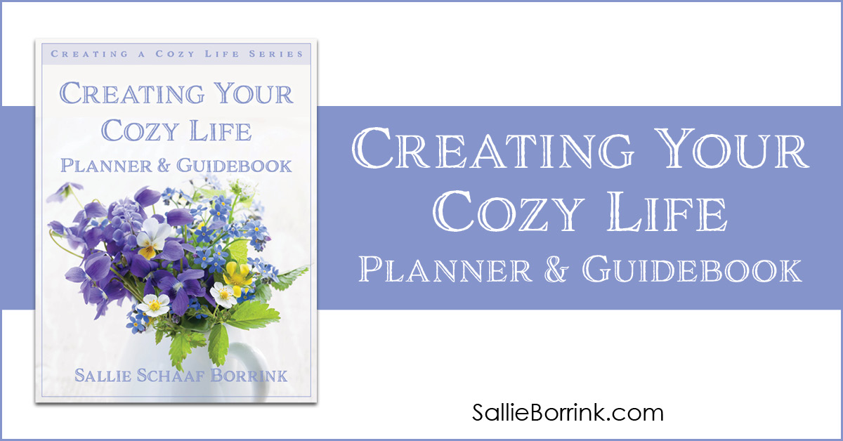 Creating Your Cozy Life Planner and Guidebook