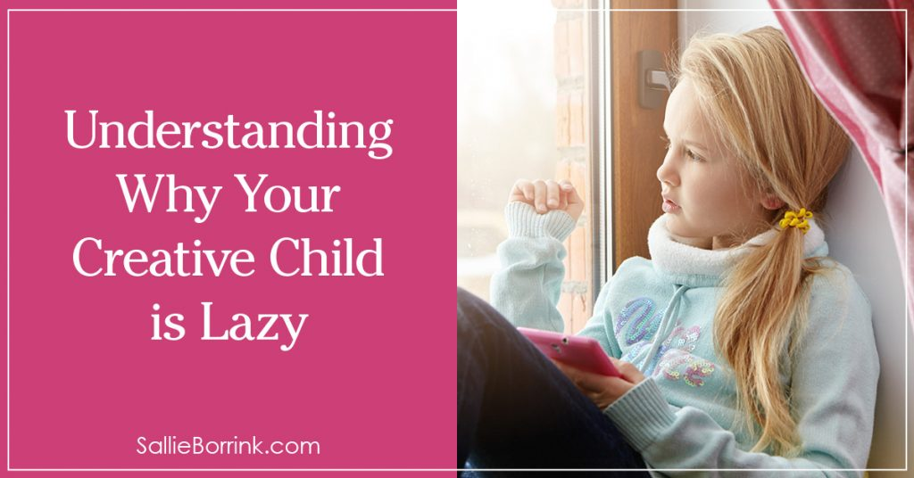 Understanding Why Your Creative Child is Lazy 2