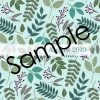 2019-20 Lavender and Teal Flowers Planner 11