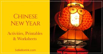 Chinese New Year Activities Printables and Worksheets 2