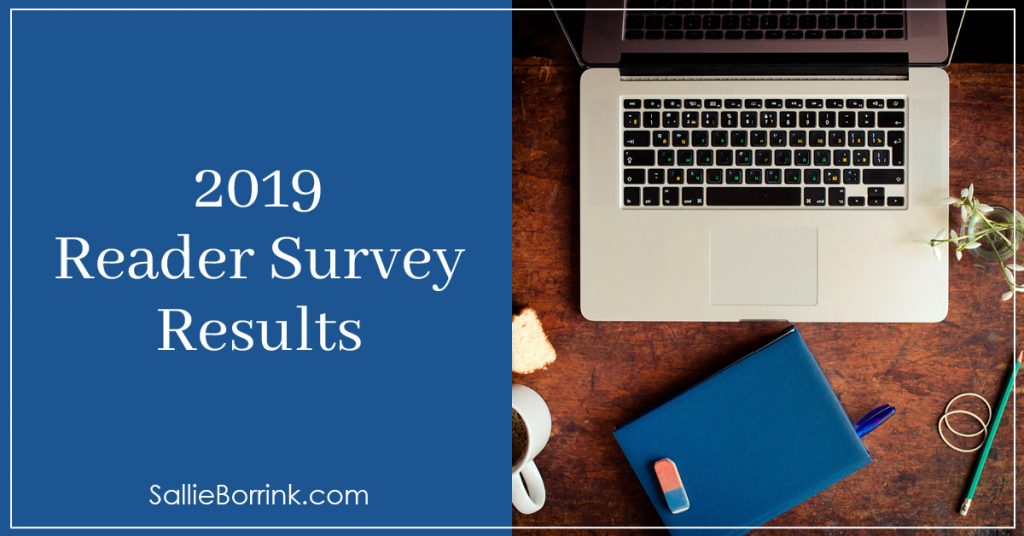 2019 Reader Survey Results