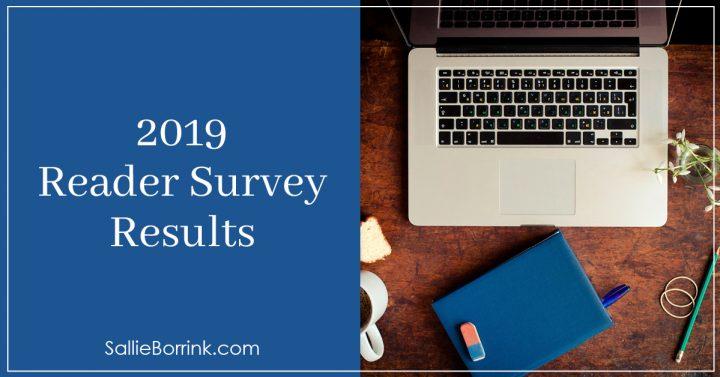 2019 Reader Survey Results