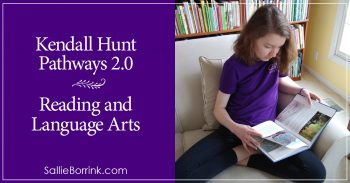 Kendall Hunt Pathways 2.0 Reading and Language Arts 2