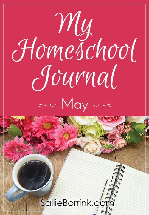 My Homeschool Journal - May