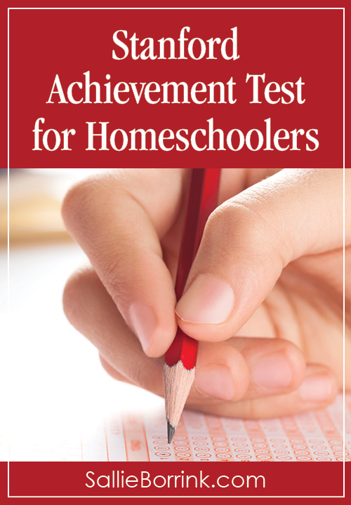 Stanford Achievement Test for Homeschoolers