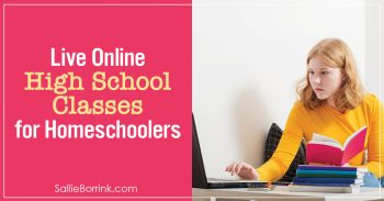 Live Online High School Classes for Homeschoolers 2