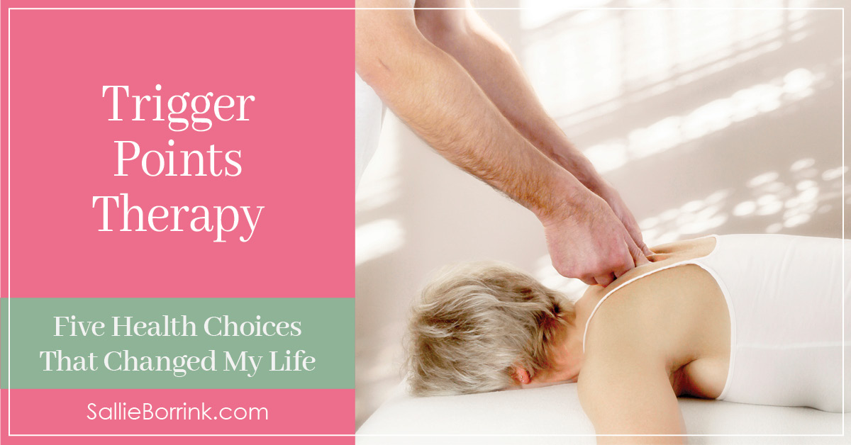 Trigger Points Therapy 2