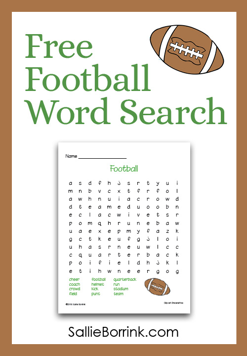 image relating to Football Word Search Printable known as Free of charge Soccer Phrase Glimpse Printable for Children - A Tranquil