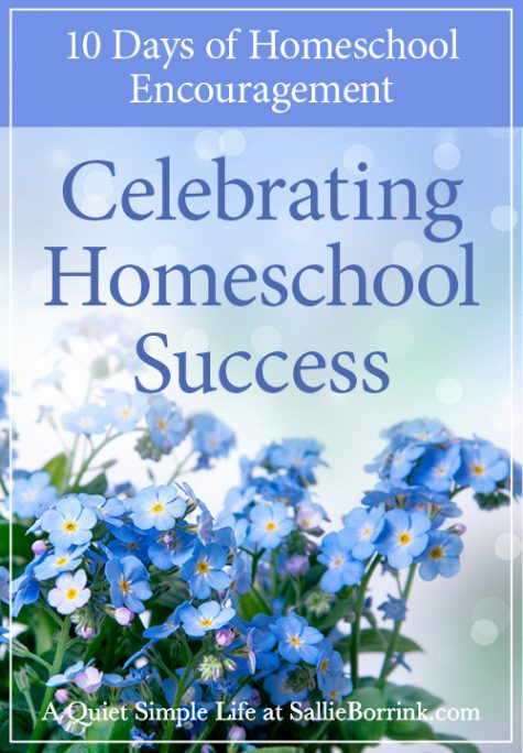 Celebrating Homeschool Success