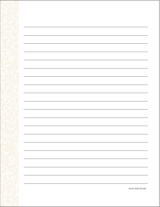 free printable journal pages for adults