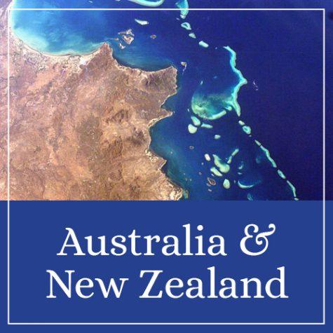 Australia & New Zealand Theme