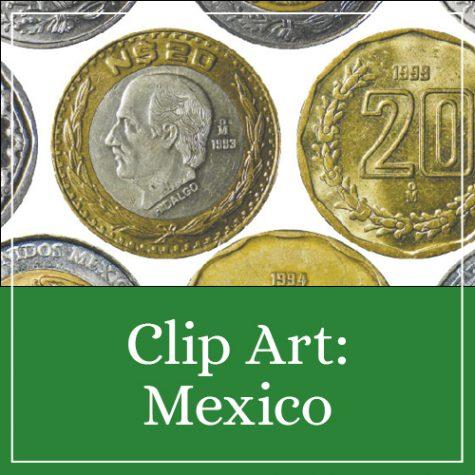 Clip Art: Mexico