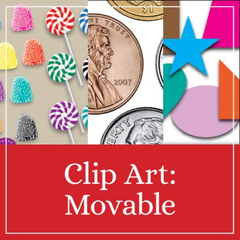 Clip Art: Moveable