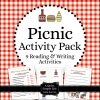 Picnic Activity Pack