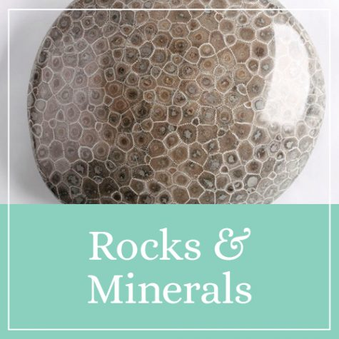 Rocks & Minerals Theme