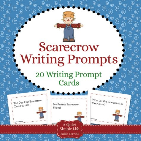 Scarecrow Writing Prompts