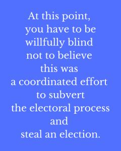 Willfully Blind